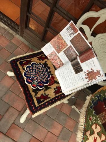 あまりにも素敵なトルコ絨毯。イメージ1